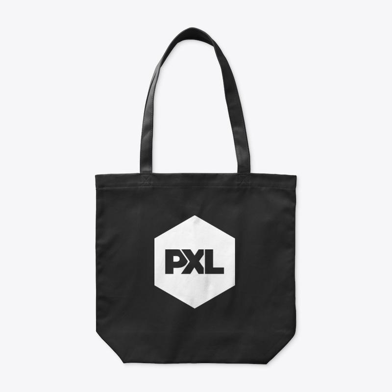 PixelMusic ICON Organic Tote Bag